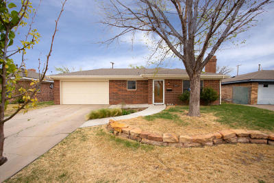Amarillo Single Family Home For Sale: 4809 Rusk St