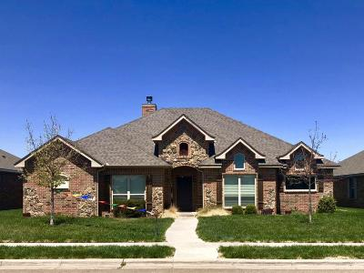 Amarillo Single Family Home For Sale: 3706 Bismarck Ave