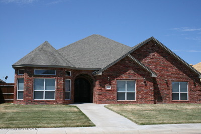 Amarillo Single Family Home For Sale: 6102 Landon Dr