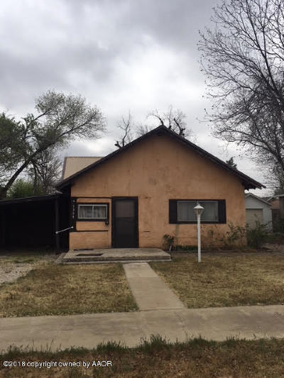 Canyon Single Family Home For Sale: 1308 5th Ave