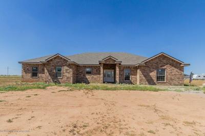 Amarillo Single Family Home For Sale: 14700 Della Ln