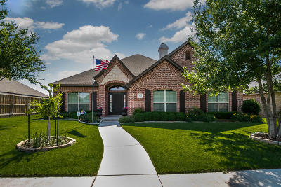 Randall County Single Family Home For Sale: 8607 Baxter Dr