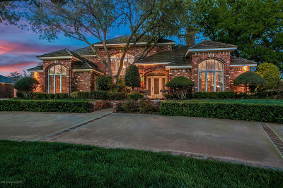 Amarillo Single Family Home For Sale: 20 Cloister Pkwy