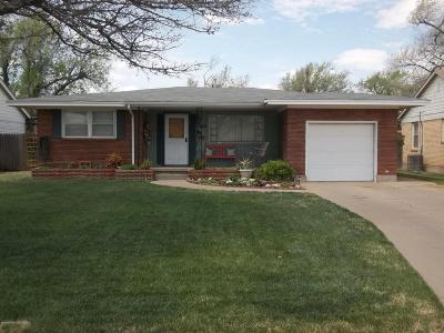 Amarillo Single Family Home For Sale: 1548 Smiley St