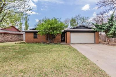 Amarillo Single Family Home For Sale: 3440 Amherst Dr