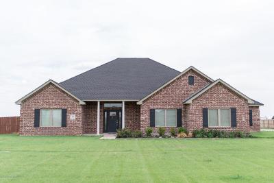 Bushland Single Family Home For Sale: 19201 Saddlehorn Rd