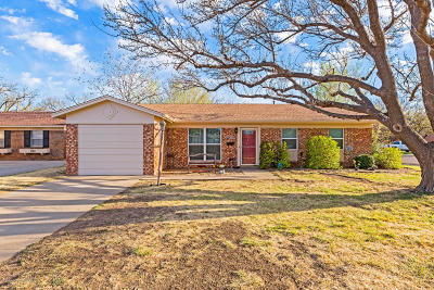 Potter County, Randall County Single Family Home For Sale: 5200 Floyd Ave