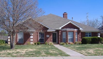 Amarillo Single Family Home For Sale: 8306 Norfolk Dr