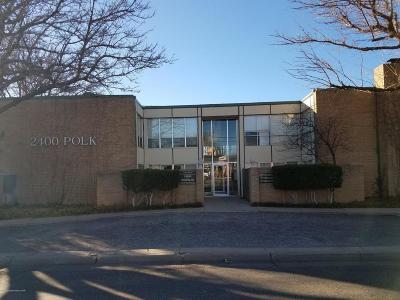 Amarillo Condo/Townhouse For Sale: 2400 #111 Polk St