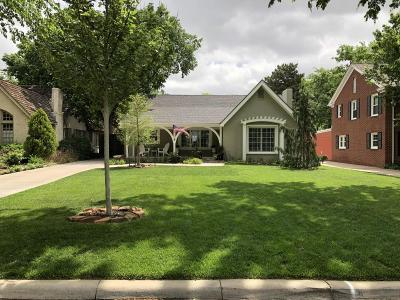 Potter County Single Family Home For Sale: 2611 Hayden S St