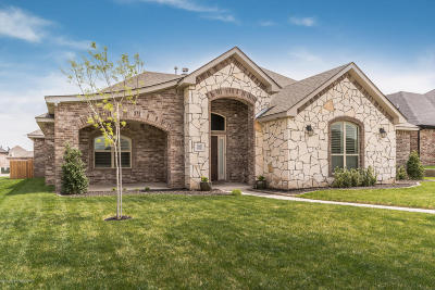 Amarillo Single Family Home For Sale: 7407 Topeka Dr