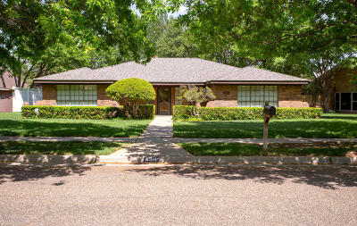Randall County Single Family Home For Sale: 6314 Ridgewood Dr