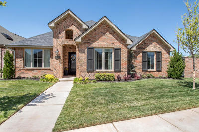 Potter County, Randall County Single Family Home For Sale: 5717 Barrington Ct