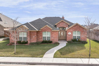 Potter County, Randall County Single Family Home For Sale: 7411 Limestone Dr