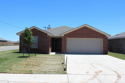 Amarillo Single Family Home For Sale: 4901 Eberly St