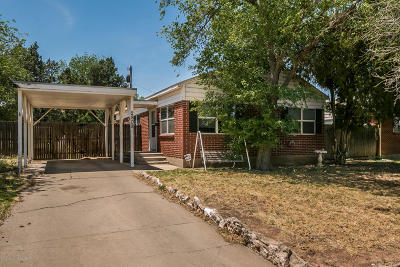 Potter County, Randall County Single Family Home For Sale: 2808 Royal Rd