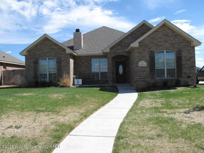 Canyon Single Family Home For Sale: 8 Cody Ln