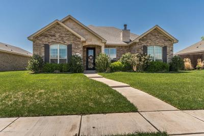 Amarillo Single Family Home For Sale: 3909 Arden Rd