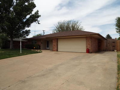 Potter County, Randall County Single Family Home For Sale: 6114 Hanson Rd