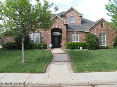 Potter County, Randall County Single Family Home For Sale: 7804 Oakview Dr