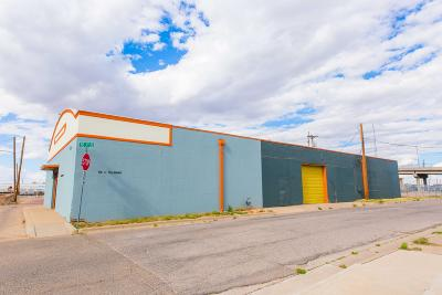 Amarillo Commercial For Sale: 99 Fillmore St