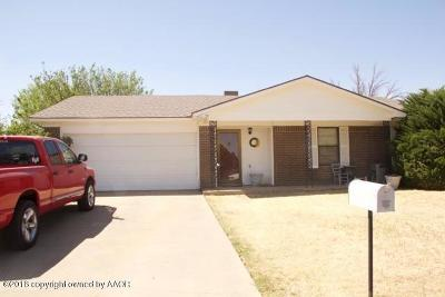 Canyon Single Family Home For Sale: 710 Foster Ln