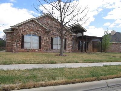 Randall County Single Family Home For Sale: 8411 Cortona Dr