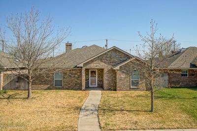 Randall County Single Family Home For Sale: 6310 Roadrunner Ct