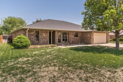 Potter County, Randall County Single Family Home For Sale: 7933 Mitcham Dr