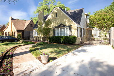 Potter County Single Family Home For Sale: 2410 Ong St
