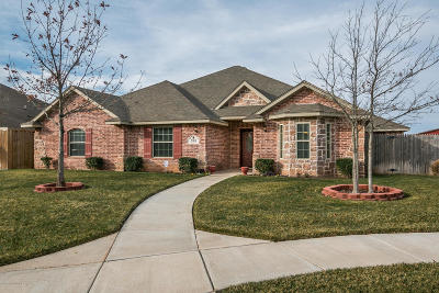 Amarillo Single Family Home For Sale: 8304 Irvington Ct