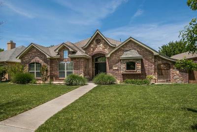 Amarillo Single Family Home For Sale: 6016 Riley Elizabeth Dr