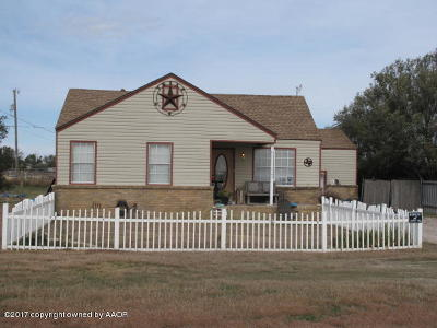 Amarillo Single Family Home For Sale: 104 Valencia Dr