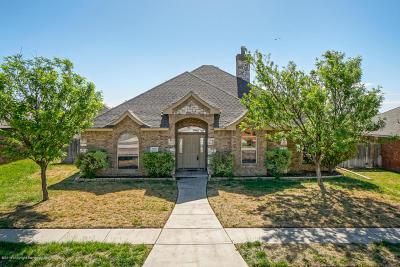 Amarillo Single Family Home For Sale: 8305 San Jose Dr