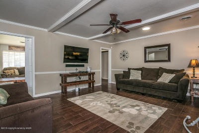 Amarillo Single Family Home For Sale: 3908 Barclay Dr