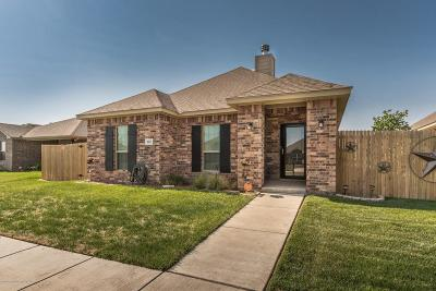 Amarillo Single Family Home For Sale: 9815 Perry Ave