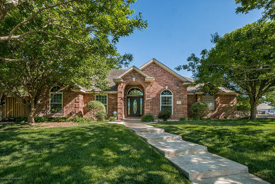 Potter County, Randall County Single Family Home For Sale: 7500 Countryside Dr