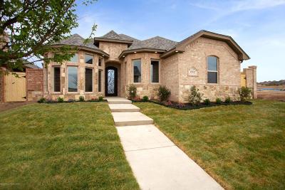 Amarillo Single Family Home For Sale: 6800 Tatum Cir