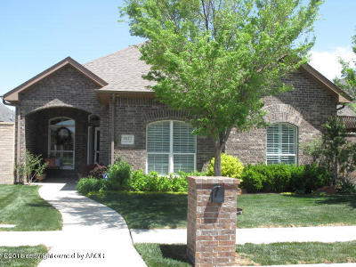Randall County Single Family Home For Sale: 8427 English Bay Pkwy