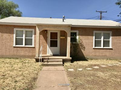 Amarillo Single Family Home For Sale: 312 38th Ave
