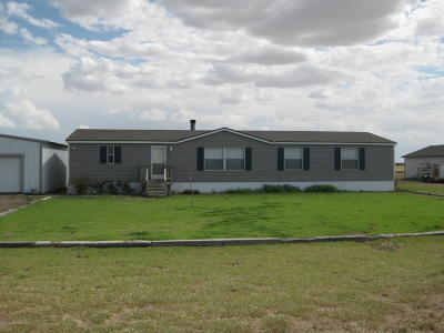 Amarillo Single Family Home For Sale: 1451 Claude Rd