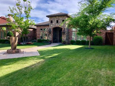 Randall County Single Family Home For Sale: 6112 Tuscany Village