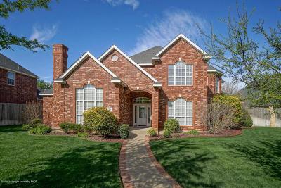 Amarillo Single Family Home For Sale: 4804 Spartanburg Dr