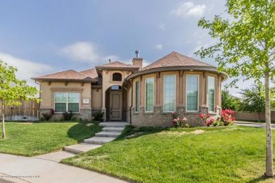 Potter County, Randall County Single Family Home For Sale: 7900 Kingsgate Dr