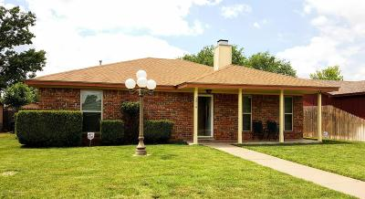 Amarillo Single Family Home For Sale: 3214 Spring St