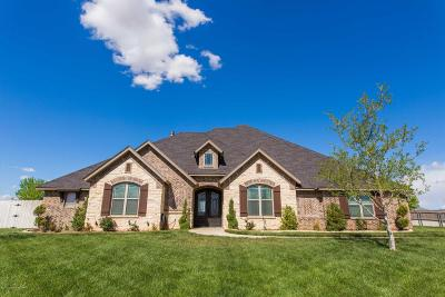Canyon Single Family Home For Sale: 17251 Spring Lake Dr