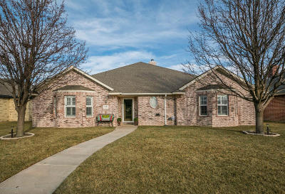 Amarillo Single Family Home For Sale: 8423 Addison Dr
