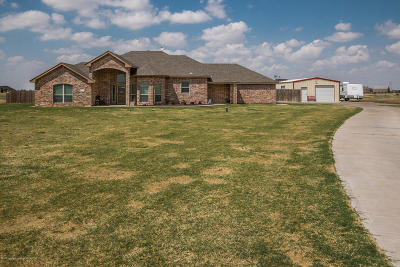 Potter County Single Family Home For Sale: 18000 Sundancer Ln