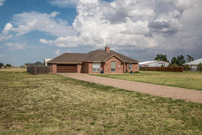Amarillo Single Family Home For Sale: 5551 Coyote Springs