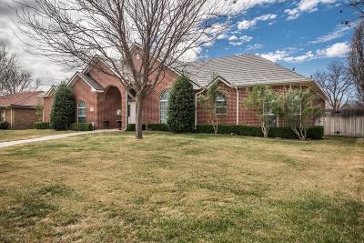 Randall Single Family Home For Sale: 3706 Kileen Dr